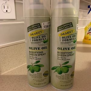 Olive Oil Bodifying Sheen Spray by Palmer's